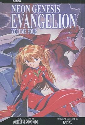 Ebook Neon Genesis Evangelion, Volume 4 by Yoshiyuki Sadamoto TXT!