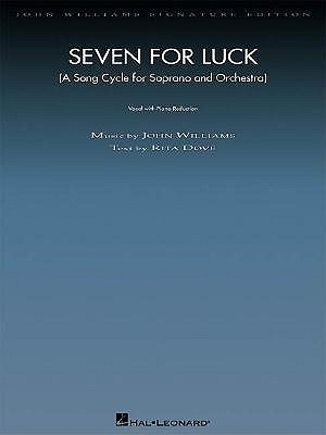 Seven for Luck Voice and Piano Reduction