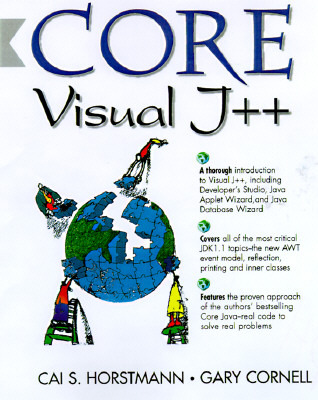 Core Visual J++ [With Contains JDK 1.1 All Source Code]