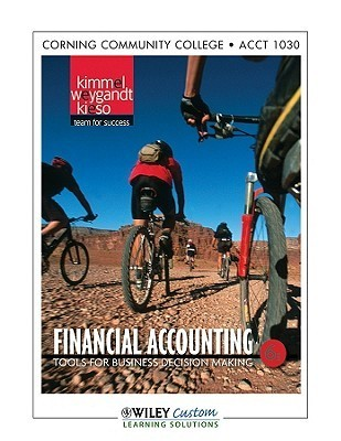 Financial Accounting 6th Edition for Corning Community College