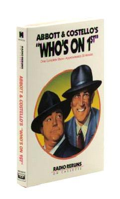 Abbott And Costello:  Who's On First