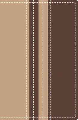 Niv Compact Thinline Beige/Dark Brown   Cba