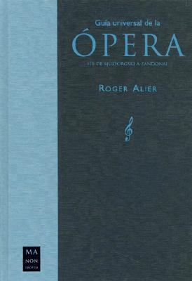 Guia Universal de La Opera 3 Tomos