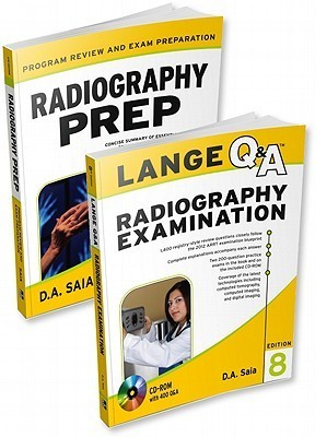 Radiography Value Pack: Lange Q&A: Radiography Exam 8th ed and Radiography PREP 6th ed