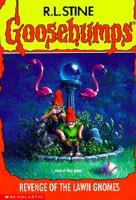 Revenge of the Lawn Gnomes by R.L. Stine