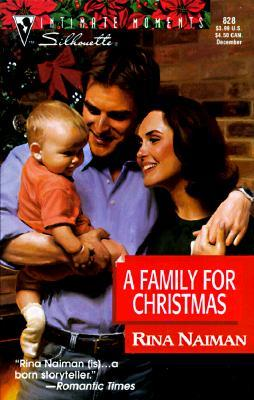 A Family For Christmas (Silhouette Intimate Moments, #828)