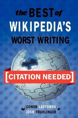 [Citation Needed] by Conor Lastowka