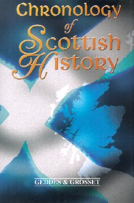 Chronology of Scottish History
