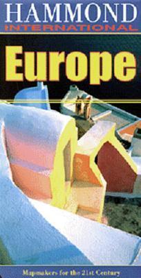 Europe Pocket Map