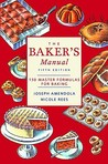 The Baker's Manual150 Master Formulas For Baking