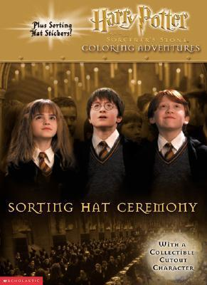 Sorting Hat Ceremony: Harry Potter and the Sorcerer's Stone Coloring Adventures