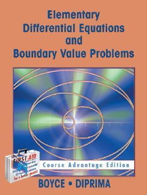 Elementary Differential Equations and Boundary Value Problems [with Student Solutions Manual]