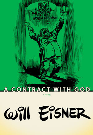 A contract with god by Will Eisner : Epub bud