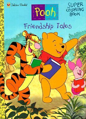 Friendship Tales Coloring Book