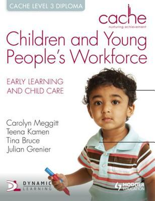 Cache Level 3 Children And Young People's Workforce Diploma