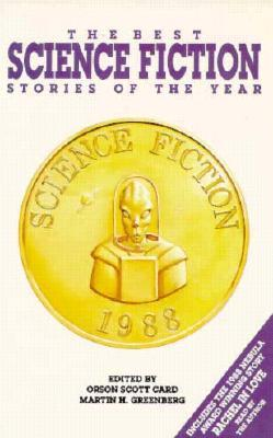 The Best Science Fiction Stories of the Year, 1997