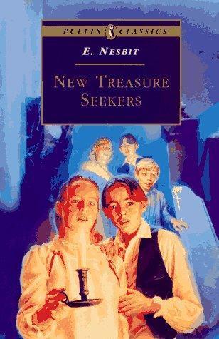 New Treasure Seekers (Bastable Children, #3)