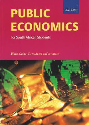 Public Economics For South African Students