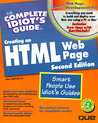 The Complete Idiot's Guide to Creating HTML Web Page