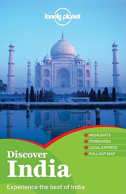Lonely planet country guide book series.