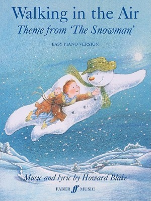 """Walking in the Air (Theme from """"The Snowman""""): Sheet"""