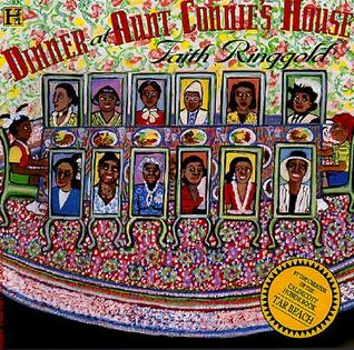 Dinner At Aunt Connie's House by Faith Ringgold
