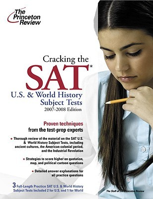 Cracking the SAT, U.S. & World History Subject Tests