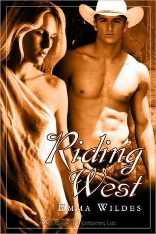 Riding West (Untamed, #1)