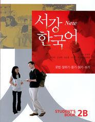 Sogang Korean 2B, Book and CD