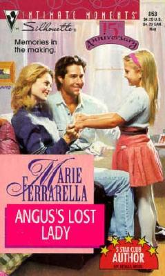 Angus's Lost Lady (Familes are Forever #2)