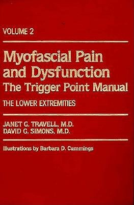 Myofascial Pain and Dysfunction: The Trigger Point Manual (Vol 1 & 2 Boxed Set)