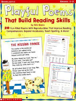 Playful Poems That Build Reading Skills (Grades 1 3)