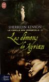 Les démons de Kyrian (Le cercle des immortels #2)