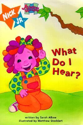 What Do I Hear?: Allegra's Window Peek 'n' Seek Board Book
