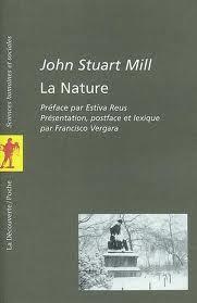 La Nature par John Stuart Mill