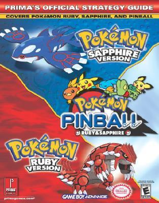 Pokemon Pinball Ruby & Sapphire: Prima's Official Strategy Guide