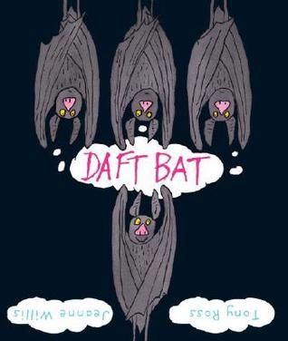 Daft Bat: Glow-in-the-dark cover