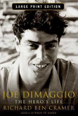Joe Dimaggio LP: The Heros Life