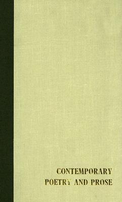 contemporary poetry and prose V. 1-2 (No. 1-10)