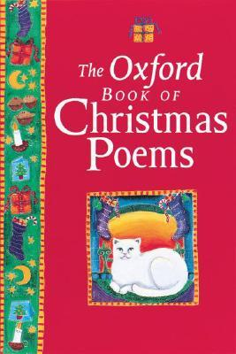 Poems About Christmas.The Oxford Book Of Christmas Poems By Michael Harrison