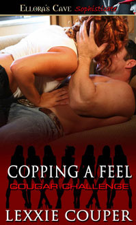 Copping a Feel by Lexxie Couper