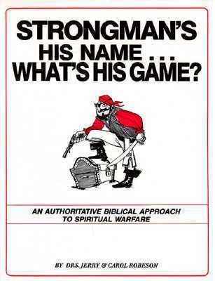 Strongmans His Name Whats Game: