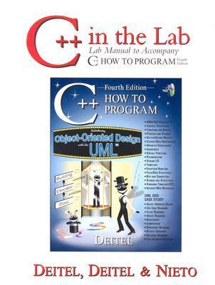 C++ in the Lab: Lab Manual