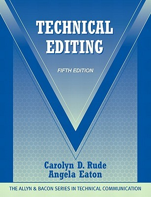 Technical Editing (The Allyn & Bacon Series in Technical Communication)