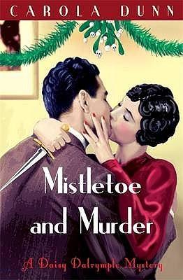Mistletoe And Murder (Daisy Dalrymple, #11)