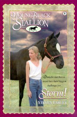 Storm (Young Black Stallion, #8)