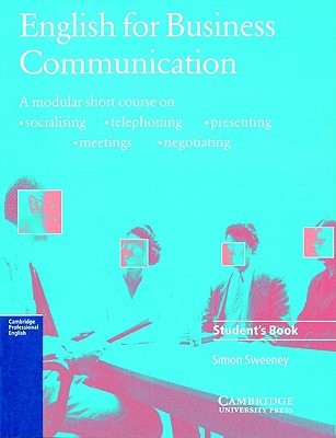 English For Business Communication Students Book