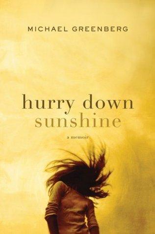 Hurry Down Sunshine by Michael  Greenberg