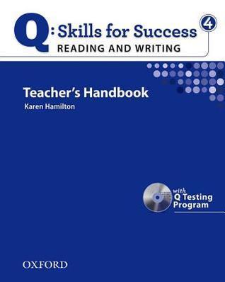 Q: Skills for Success - Reading & Writing 4: Teacher Book