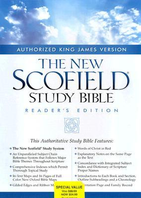 Holy Bible by C.I. Scofield
